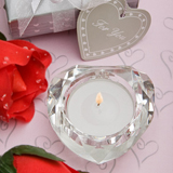 Heart Candle Wedding Favors