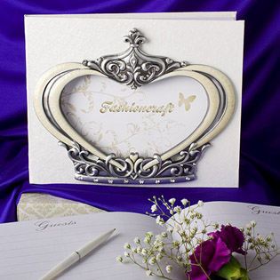 Royal Wedding Collection Guest Books