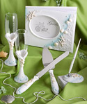 <i>Finishing Touches Collection</i> - Beach Themed  Wedding Day Accessories