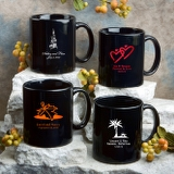 Personalized Coffee Mug Favors