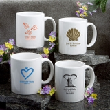 Coffee Mugs, Cups & Scoops