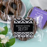 Personalized Gourmet Chocolate Pretzel