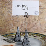 Eiffel Tower Place Card Favors