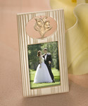 Calla Lilly Picture / Placecard Frame Wedding Favors