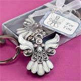 Angel Keychain Favors