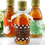 Personalized Maple Syrup Silhouette Collection