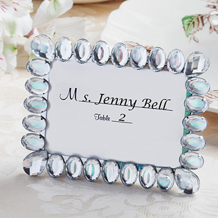 Bling/Place Card Frames Collection Picture Frames