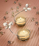 Butterfly Wedding Favor Candles