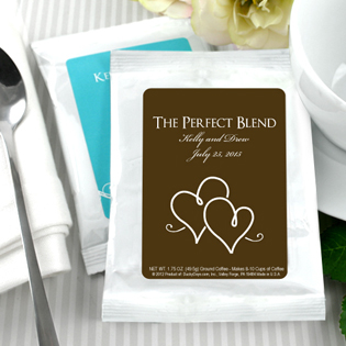 Personalized Coffee White Pack