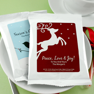 Holiday Coffee White Pack