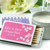 Personalized Matchboxes White Box