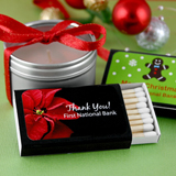 Holiday Matchboxes - Black Box (Set of 50)