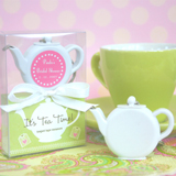 """It's Tea Time!"" Teapot Tape Measure"