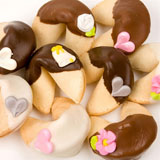 "Wedding Gourmet Fortune Cookies-""CLASSIC STYLE""-Individually Wrapped -""Bulk"""