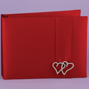 With All My Heart Guest Book