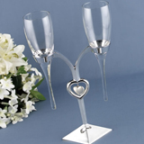 Raindrop Flutes (Set of Two Flutes)