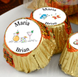 Personalized Hershey Reese's Wedding Favors